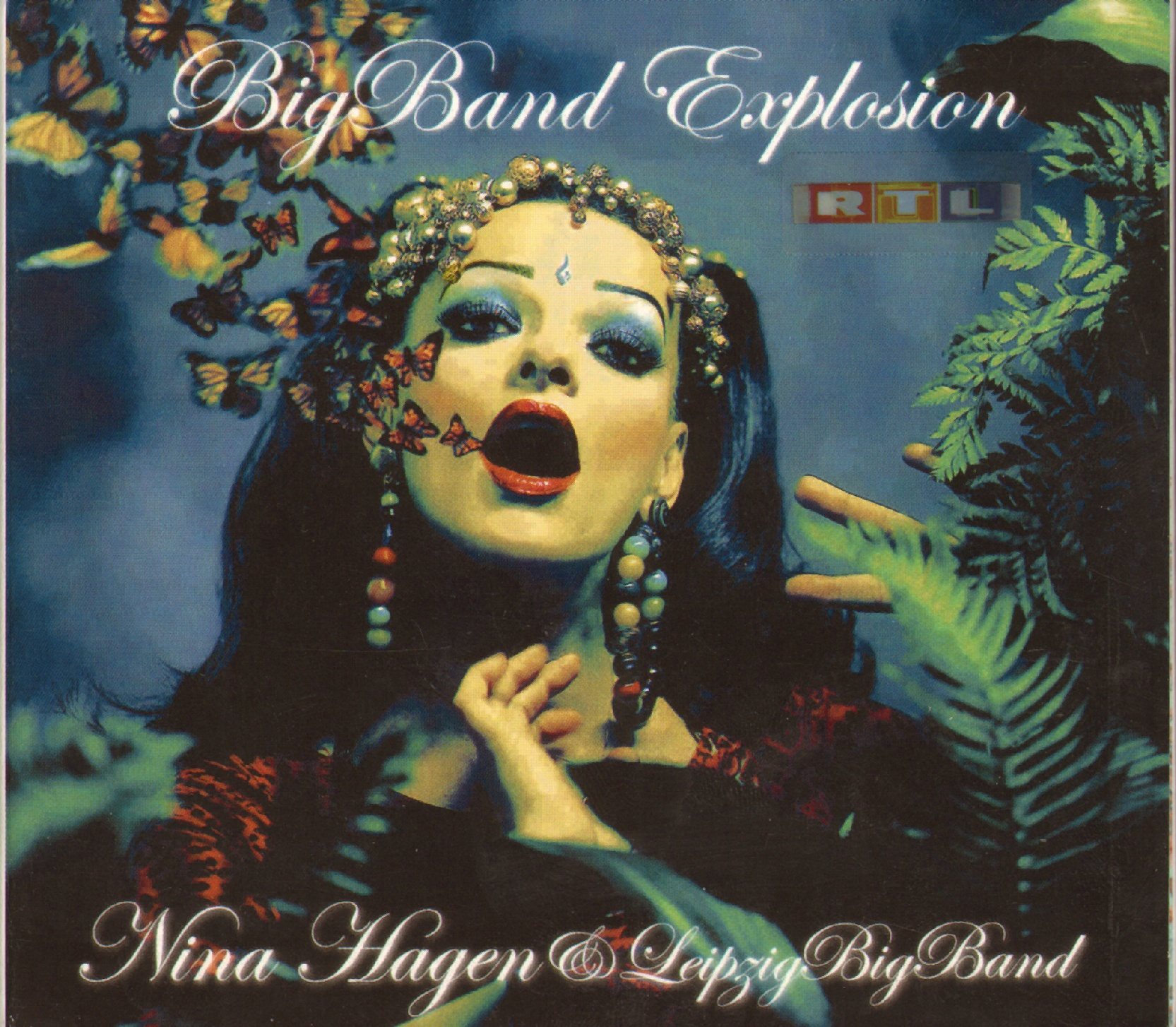 Nina Hagen | Big Band Explosion | The Berliner.com, 2003
